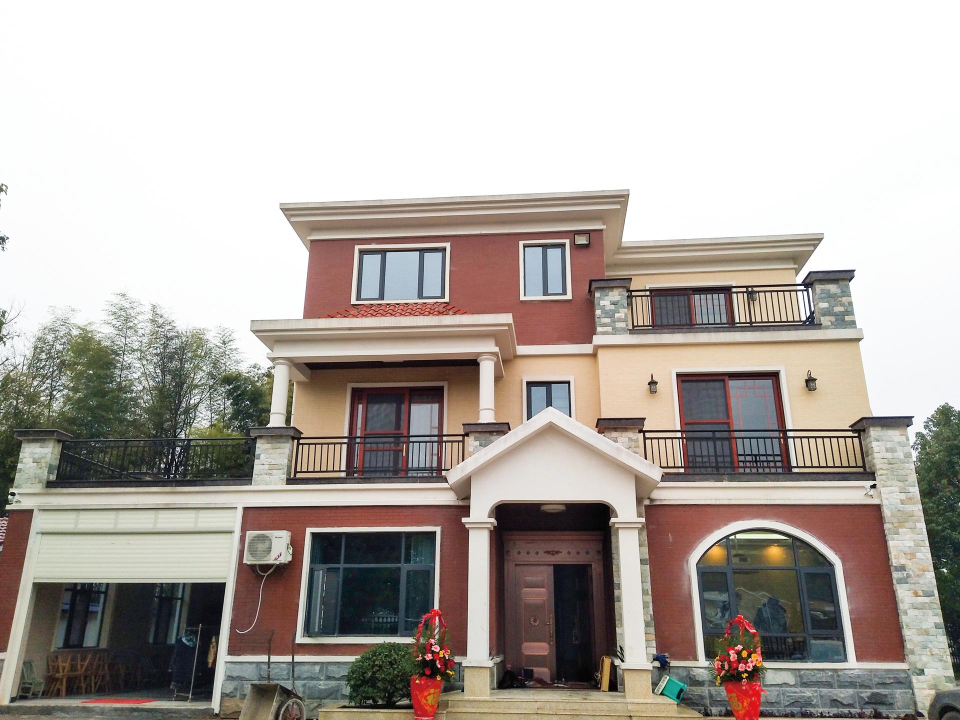 湖南平江店工程案例