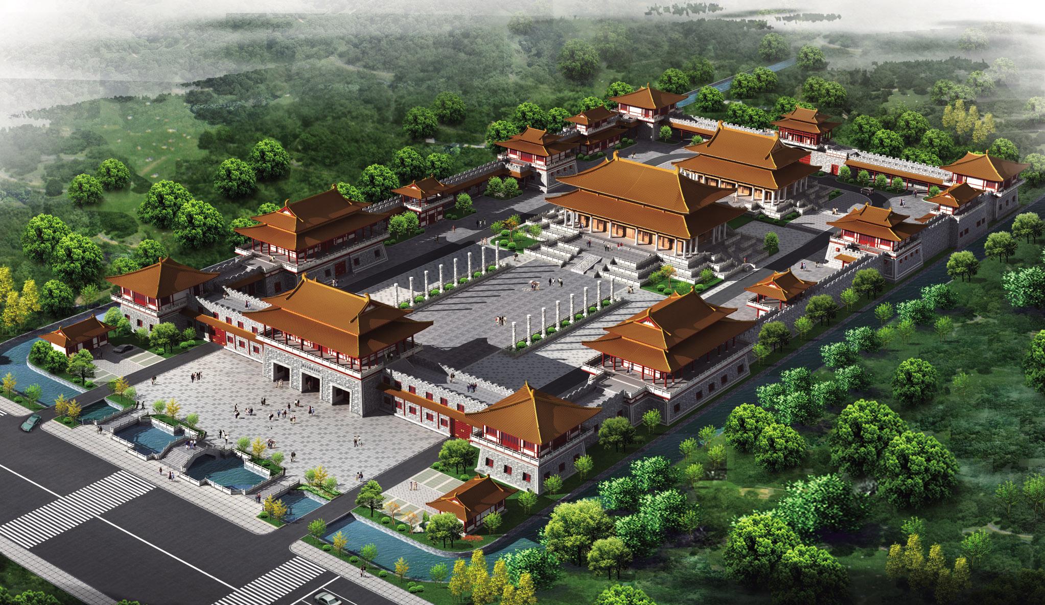 河南息县古赖国文化园