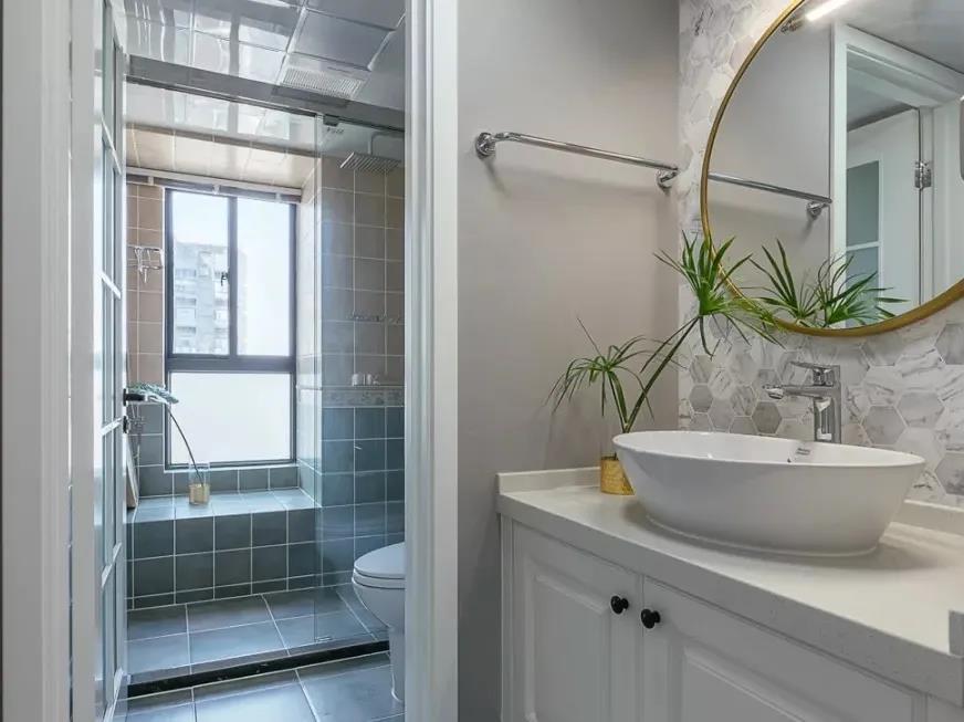 卫生间想要装得舒适又实用,这4个细节不能忽视!