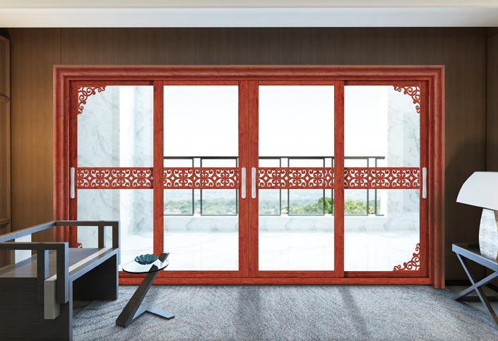 3,质料质料 铝合金窗子的质料主要是包含铝和玻璃.